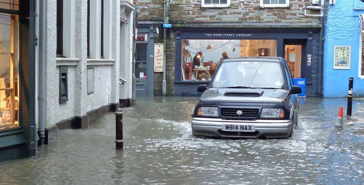 Remember The Floods Last Year?